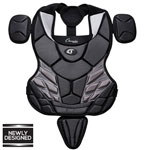 PONY LEAGUE CHEST PROTECTOR BLACK