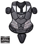 YOUTH CHEST PROTECTOR BLACK