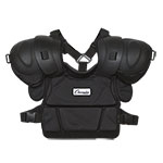 12 INCH PRO STYLE LOW REBOUND FOAM UMPIRE CHEST PROTECTOR