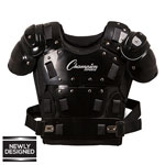 13 INCH OUTSIDE PLASTIC SHIELD PROFESSIONAL MODEL UMPIRE CHEST PROTECTOR