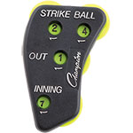 FOUR WAY PLASTIC UMPIRE INDICATOR