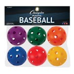 PLASTIC BASEBALL SET