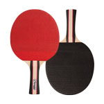 7 PLY PIPS OUT RUBBER FACE TABLE TENNIS PADDLE