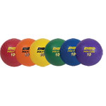 10 INCH POLY PLAYGROUND BALL SET