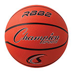 JUNIOR RUBBER BASKETBALL ORANGE