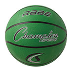 JUNIOR RUBBER BAKSETBALL GREEN
