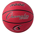 JUNIOR RUBBER BASKETBALL RED