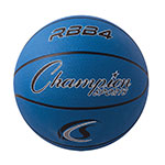 INTERMEDIATE RUBBER BASKETBALL BLUE