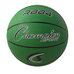 INTERMEDIATE RUBBER BASKETBALL GREEN