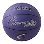 INTERMEDIATE RUBBER BASKETBALL PURPLE