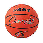 MINI RUBBER BASKETBALL ORANGE