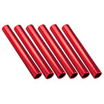ALUMINUM RELAY BATON RED