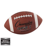 OFFICIAL SIZE RUBBER FOOTBALL