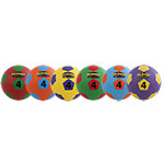 8.5 INCH RHINO MAX PLAYGROUND SOCCER BALL SET