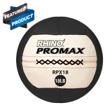 18 LB RHINO PROMAX SLAM BALL