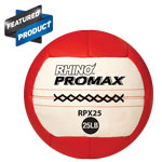 25 LB RHINO PROMAX SLAM BALL