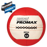4 LB RHINO PROMAX SLAM BALL