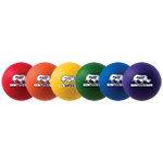 6 INCH RHINO SKIN LOW BOUNCE SOFTI BALL SET