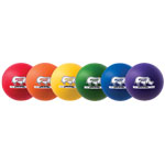 7 INCH RHINO SKIN SUPER HIGH BOUNCE ALLROUND BALL SET