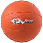 9 INCH RHINO SKIN MOLDED FOAM BASKETBALL