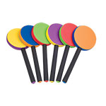 12 INCH RHINO SKIN RACKET SET