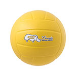 RHINO SKIN MOLDED FOAM VOLLEYBALL YELLOW