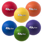 8 INCH RHINO SKIN LOW BOUNCE VOLLEYBALL SET
