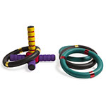 FOAM RING TOSS SET