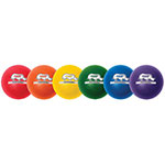 8 INCH RHINO SKIN LOW BOUNCE DODGEBALL SET