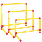 12-36 INCH ADJUSTABLE HURDLE SET