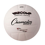 OFFICIAL SIZE COMPOSITE VOLLEYBALL WHITE