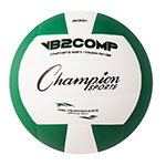 OFFICIAL SIZE COMPOSITE VOLLEYBALL GREEN