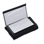 QB TRIPLE PLAY CARD HOLDER BLACK
