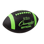 2 LB OFFICIAL SIZE WEIGHTED FOOTBALL TRAINER