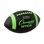 3 LB OFFICIAL SIZE WEIGHTED FOOTBALL TRAINER