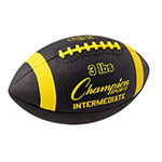 3 LB INTERMEDIATE WEIGHTED FOOTBALL TRAINER